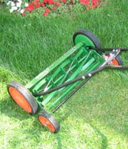 scotts classic push reel mower