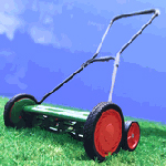 lmm40 push reel mower