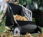 Rolling Leaf Push Sweepers